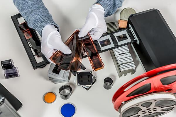 electronic restoration